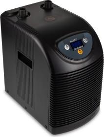 Hailea HC Series 130A Aquarienkühler schwarz, Durchlaufkühler mit Kompressor, 50-300l (HC-130A)