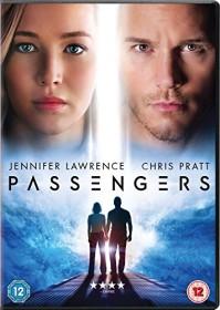 Passengers (2016) (DVD) (UK)
