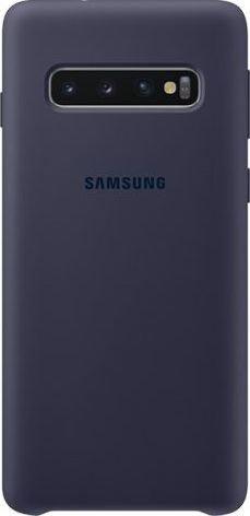 Samsung Silicone Cover für Galaxy S10 navy blau (EF-PG973TNEGWW)