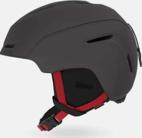 Giro Neo Helm matte graphite/bright red (Junior) (7104852)