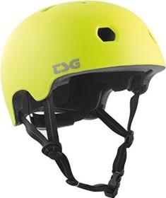 TSG Meta Helm solid color satin acid yellow (75039-00-178)