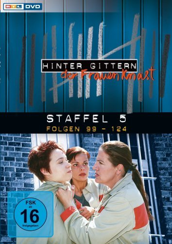 Hinter Gittern - Der Frauenknast Staffel 4 -- via Amazon Partnerprogramm