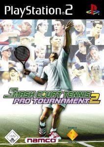 Smash Court Tennis Pro Tournament 2 (German) (PS2)