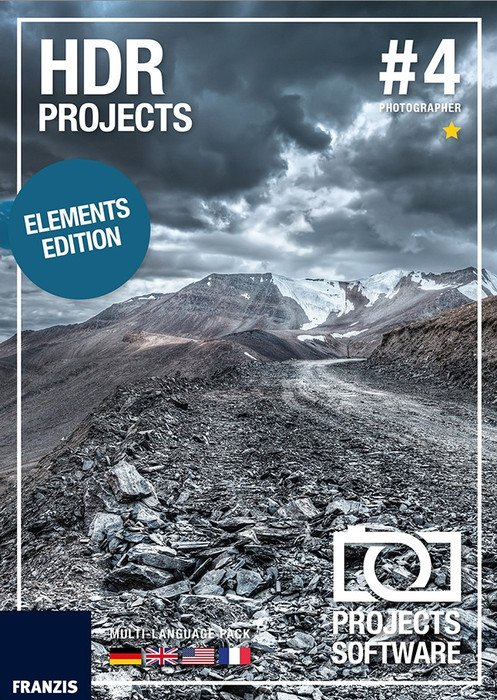 Franzis: HDR Projects 4 Elements, ESD (niemiecki) (PC)