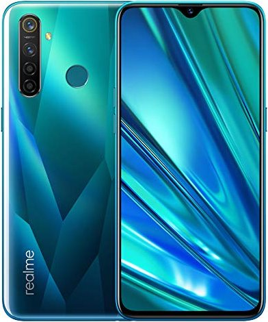 Realme 5 Pro 128GB/4GB crystal green -- via Amazon Partnerprogramm