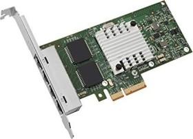 Intel I340-T4, 4x RJ-45, PCIe 2.0 x4, bulk (E1G44HTBLK)