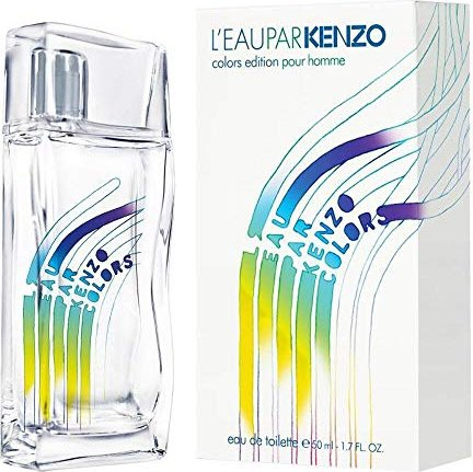 Kenzo Homme Colors Eau de Toilette 50ml -- via Amazon Partnerprogramm