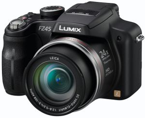 Panasonic Lumix DMC-FZ45 black
