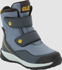 Jack Wolfskin Polar Bear Texapore High VC K pebble grey/burly yellow (Junior) (4036721-6510)