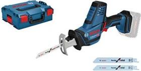 Bosch Professional GSA 18 V-LI C Akku-Säbelsäge solo inkl. L-Boxx (06016A5001)