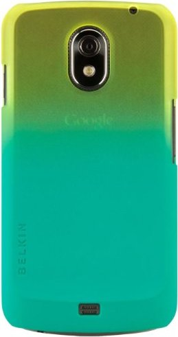 Belkin Essential 063 for Samsung Galaxy Nexus turquoise (F8M279CWC01) -- via Amazon Partnerprogramm