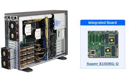 Supermicro SuperServer 7047R-TXRF (SYS-7048GR-TR)