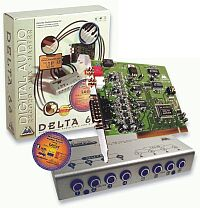 M-audio Delta 66, PCI