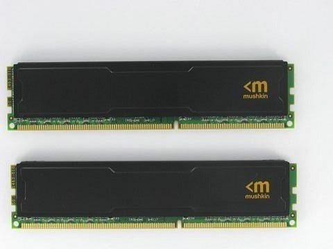 Mushkin Enhanced Stealth Stiletto DIMM Kit 8GB, DDR3-1600, CL9-9-9-24 (996995S)