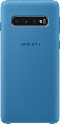 Samsung Silicone Cover für Galaxy S10 blau (EF-PG973TLEGWW)