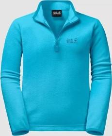 Jack Wolfskin Gecko Shirt langarm atoll blue (Junior) (1605552-1108)