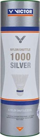 Victor Badmintonbälle Nylonshuttle 1000 (verschiedene Geschwindigkeiten)