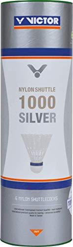 Victor Badmintonbälle Nylonshuttle 1000 (verschiedene Geschwindigkeiten) -- via Amazon Partnerprogramm