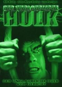 Der unglaublichen Hulk vor Gericht
