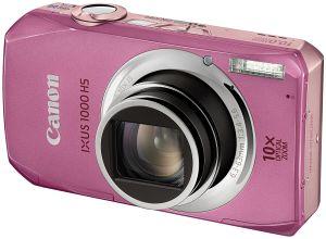 Canon Digital Ixus 1000 HS pink (4615B008)