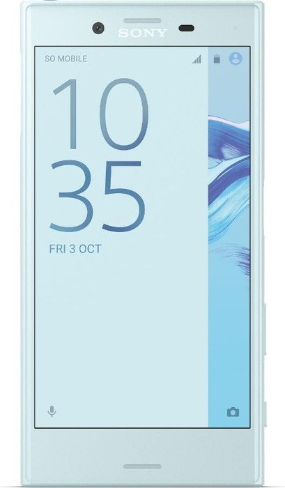 Sony Xperia X Compact blau