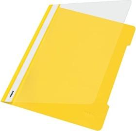 Leitz Standard Plastikhefter A4, gelb, 25er-Pack (41910015#25)