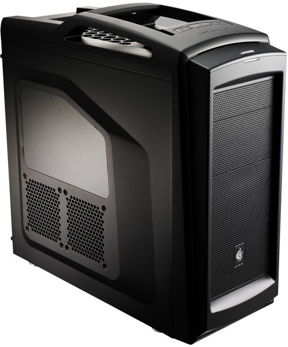Cooler Master CM Storm Scout 2 black with side panel window (SGC-2100-KWN1-GP)