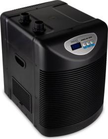 Hailea HC Series 500A Aquarienkühler schwarz, Durchlaufkühler mit Kompressor, 200-1200l (HC-500A)