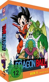 Dragonball Box 5 (Folgen 102-122)