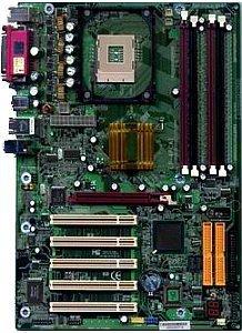 EPoX EP-4PCAi, i875P (dual PC-3200 DDR)