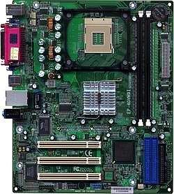 EPoX EP-4GVM9i, i845V (PC-2700 DDR)