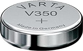 Varta Chron V350, srebro, 1.55V (0350-101-111) -- via Amazon Partnerprogramm