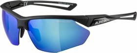 Alpina Alpina Nylos HR black matt/ceramic mirror blue (A8635.3.30)