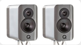Q Acoustics Concept 300 silber, Paar