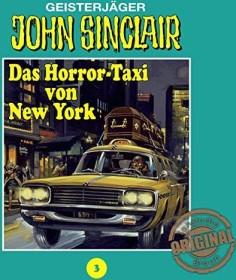 John Sinclair Tonstudio Braun - Folge 3 - Das Horror-Taxi von New York
