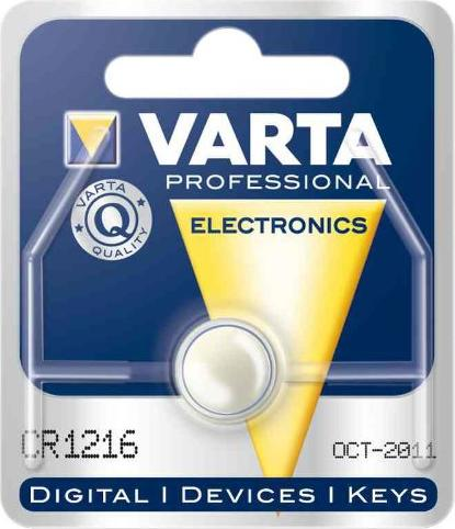 Varta CR1220, litowa, 3V (6220-101-401) -- via Amazon Partnerprogramm