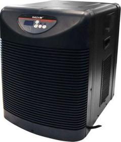 Hailea HC Series 2200A Aquarienkühler schwarz, Durchlaufkühler mit Kompressor, 1000-3000l (HC-2200A)