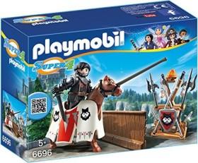 playmobil Super 4 - Rypan Wache des Schwarzen Barons (6696)