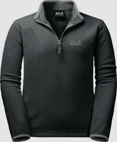 Jack Wolfskin Gecko Shirt langarm phantom (Junior) (1605552-6350)