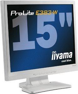 """iiyama ProLite E383-W, 15"""", 1024x768, analogowy"""