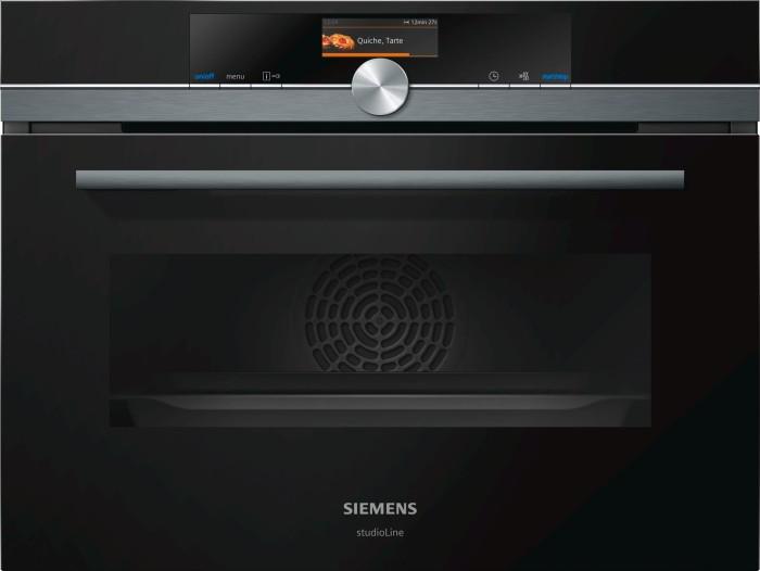 Siemens IQ700 CM836GPB6 Backofen Mit Mikrowelle Ab € 1545