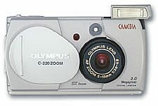 Olympus Camedia C-220 Zoom (N1106892)