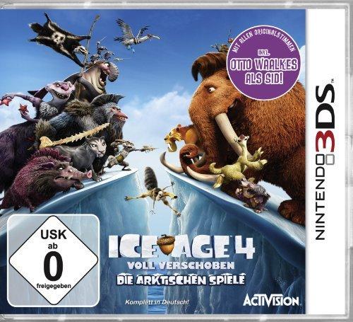 Ice Age 4 - Continental Drift (German) (3DS) -- via Amazon Partnerprogramm