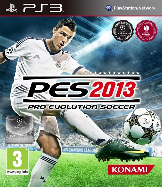 Pro Evolution Soccer 2013 (German) (PS3)