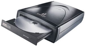 LenovoEMC CD-RW/DVD 52x/24x/52x/16x, external, USB 2.0, retail (32889)
