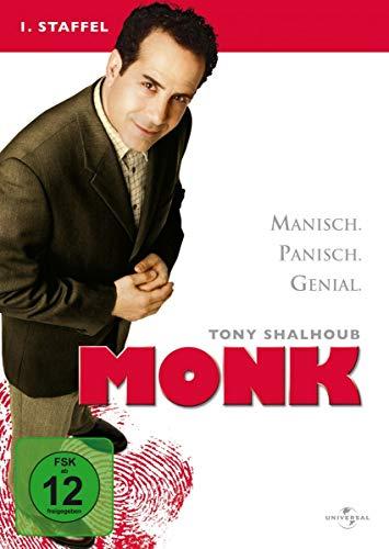 Monk Season 1 -- via Amazon Partnerprogramm