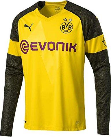 17b2116cbf7b Puma BVB Borussia Dortmund Replica home shirt long-sleeve 2018 2019 ...