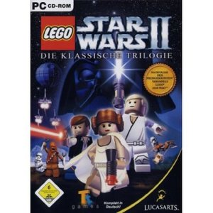 Lego Star Wars 2 (English) (PC)
