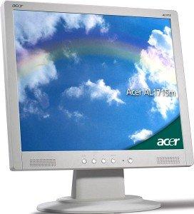 """Acer Value Line AL1715m beige, 17"""", 1280x1024, analog, audio (ET.L1307.116)"""