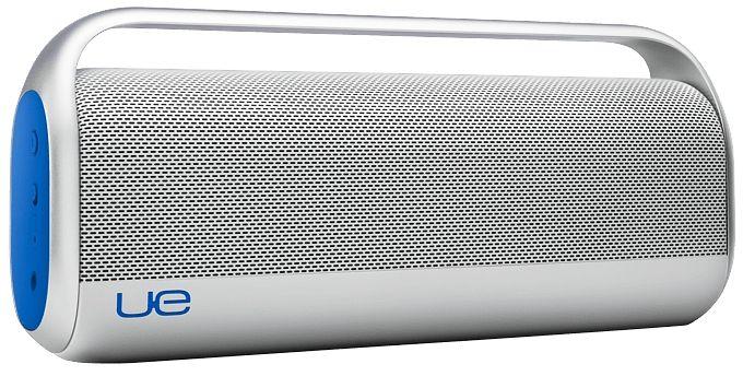 Logitech UE Boombox weiß/blau (984-000244)